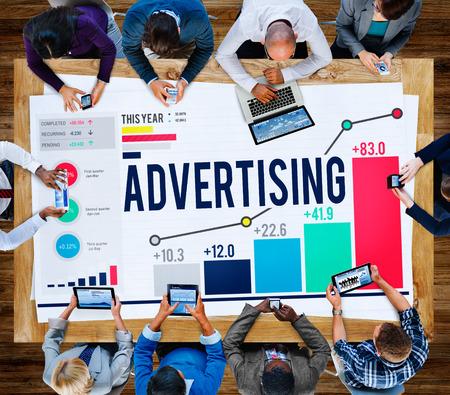 advertising team